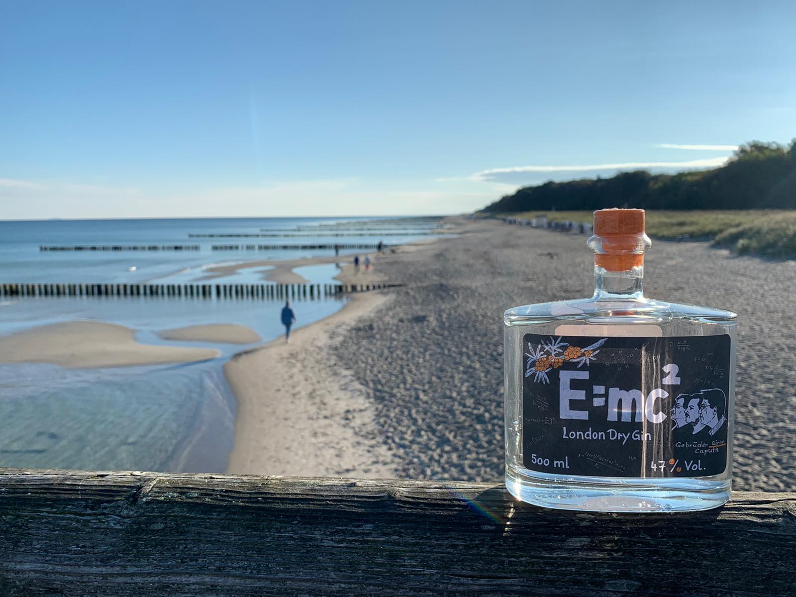 Gin E=mc² Ostsee