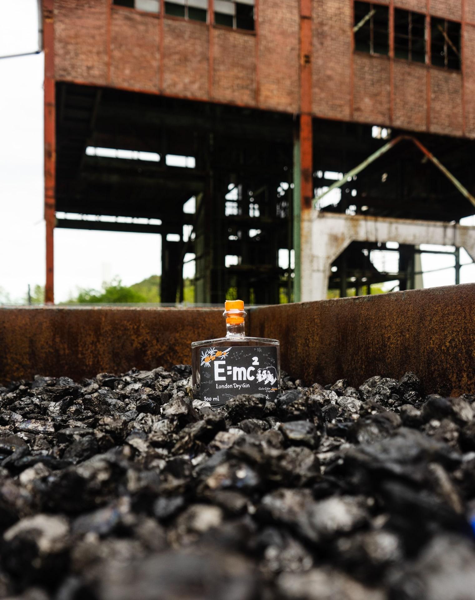 Gin E=mc² in Ruhrpott