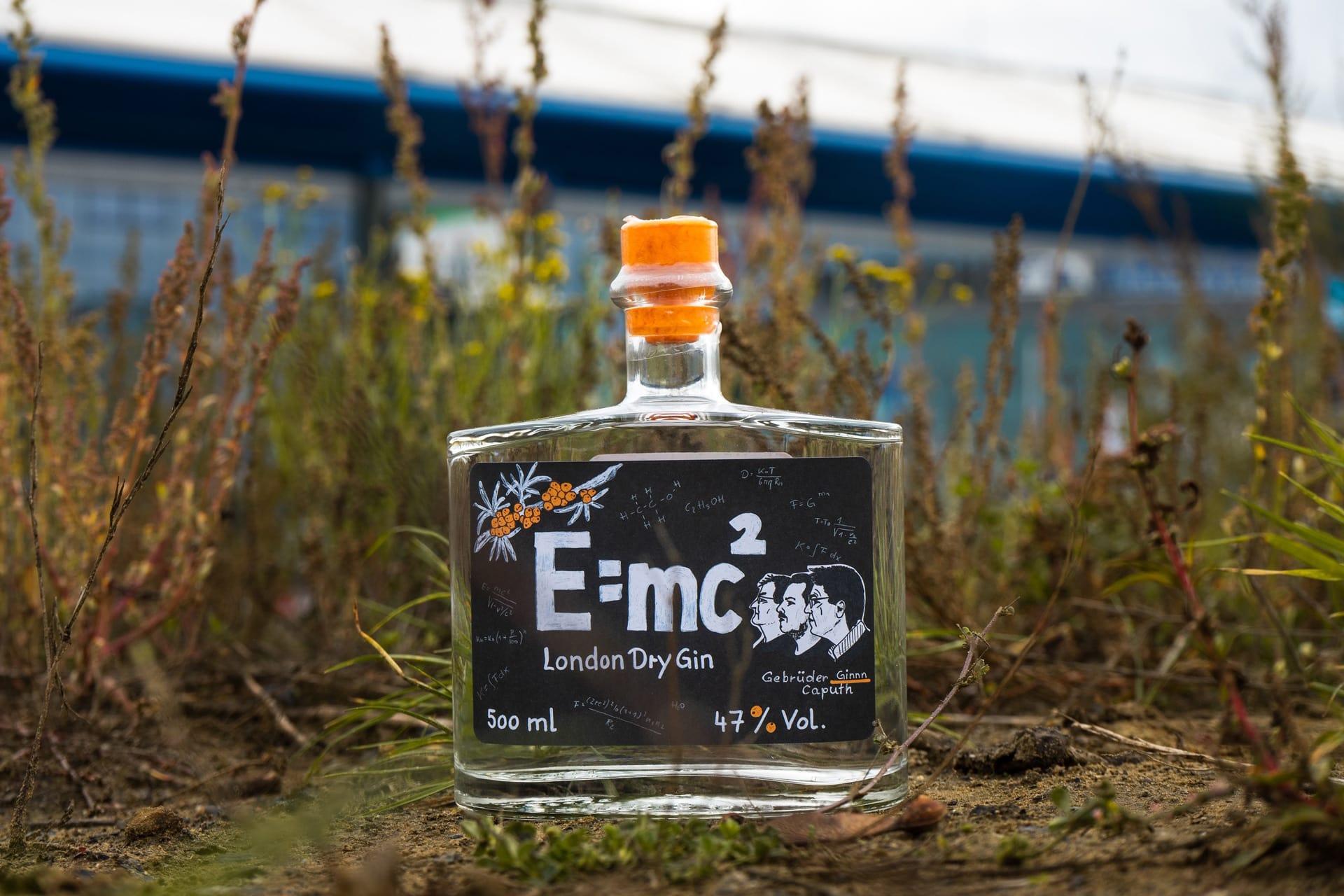 Gin E=mc² in Schalke