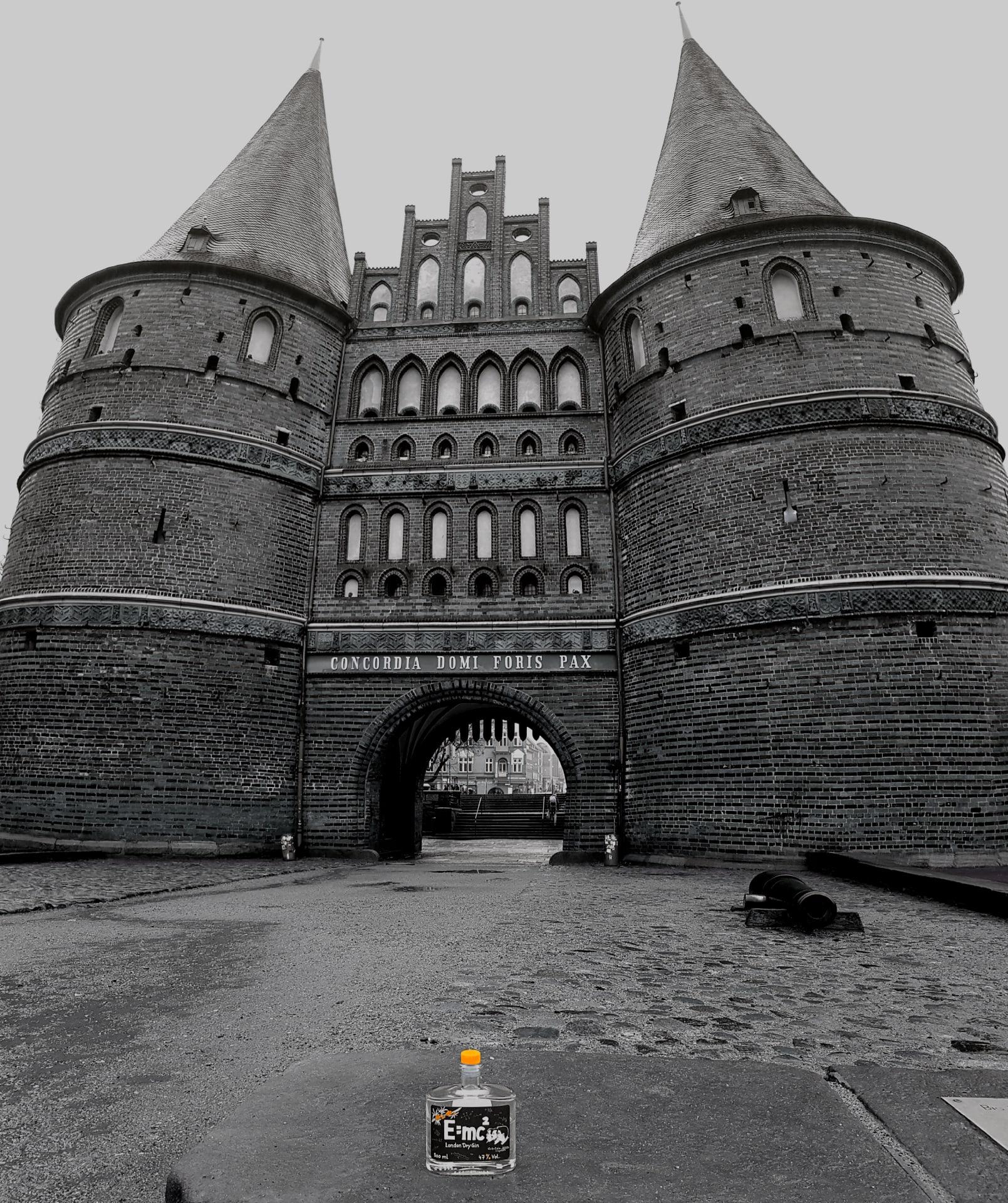Gin E=mc² in Lübeck