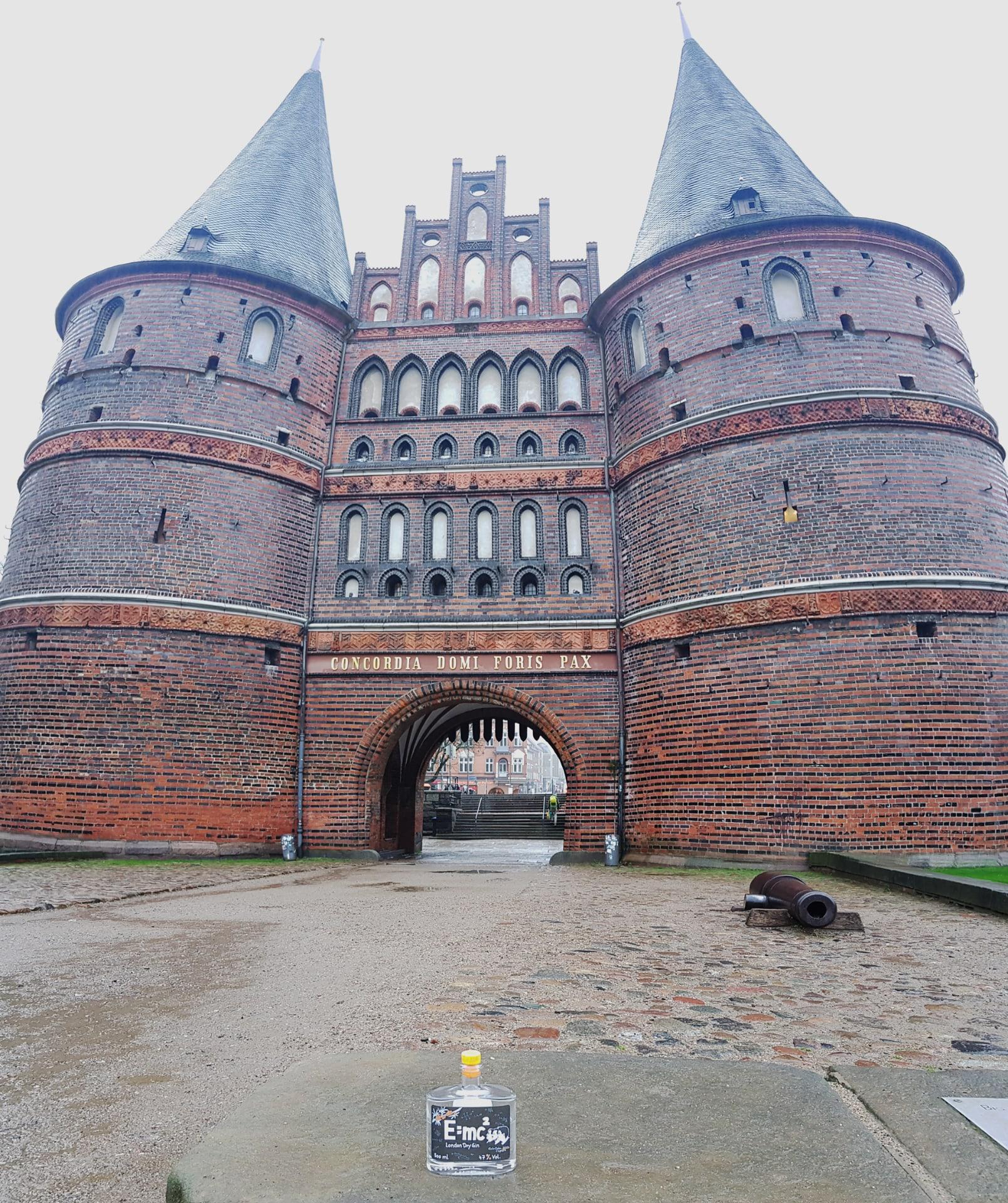 Gin E=mc²in Lübeck